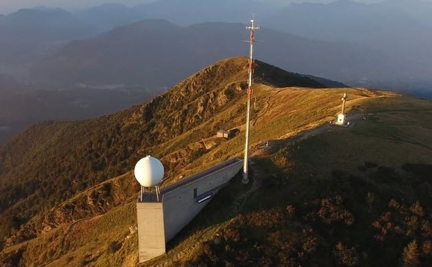 Radarstation Monte Lema